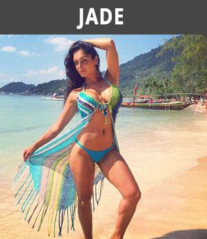 stripster Jade huren