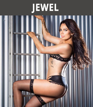 stripster Jewel bestellen voor striptease