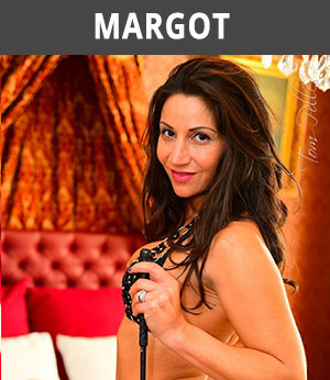 brunette stripper Margot