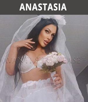 huur striptease Anatasia met tattoos